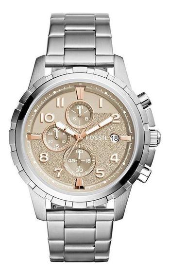 Relógio Fossil Masculino Dean - Fs5339/1mn