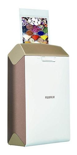 Imagen 1 de 6 de Fujifilm Instax Compartir Sp-2 Impresora Portátil (oro)