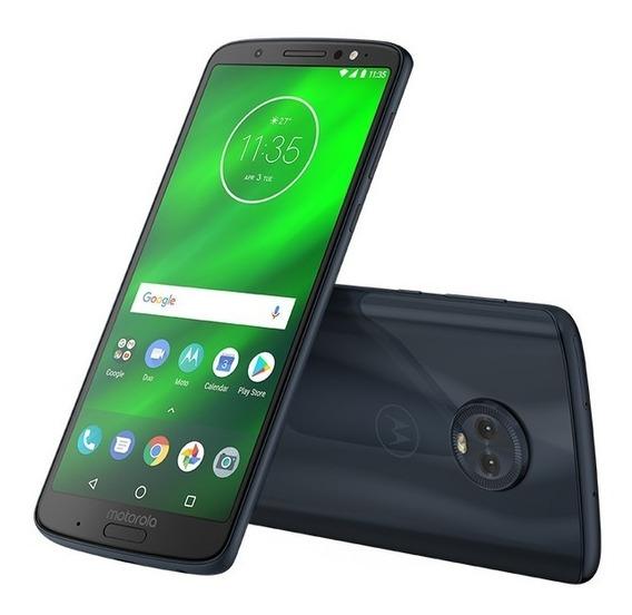 Celular Motorola Moto G6 Plus 4g Ram 64gb Nuevo 18 Cuotas