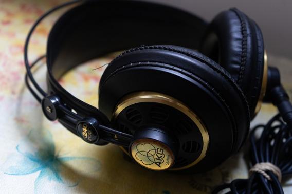 Headphone Profissional Akg K240 Studio