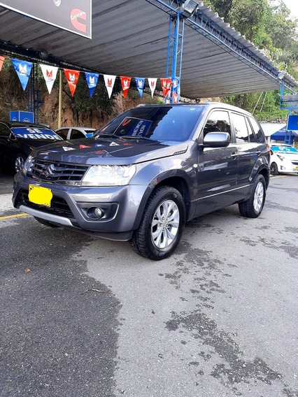 Gran Vitara Suzuki, Automática, 4x4, Bajo 2018, Gris Oscuro