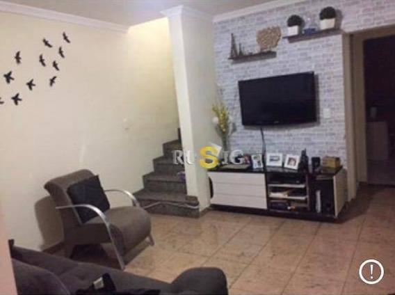 Sobrado Com 2 Dormitórios À Venda, 95 M² Por R$ 349.000,00 - São Miguel Paulista - São Paulo/sp - So0596