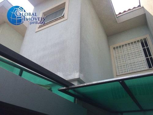 Venda Sobrado São Paulo Vila Mirante - S158