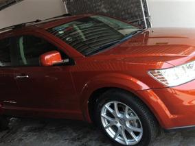 Buenisima Dodge Journey Rt 2013 Naranja Metalico. Tomo Auto!