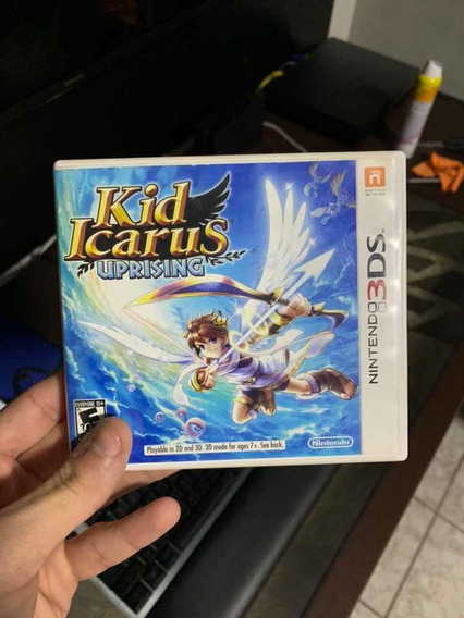 Kid Icarus - 3ds