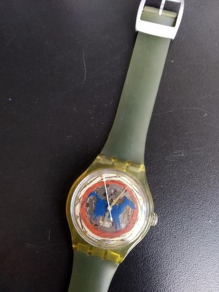 Relógio Automático Swatch Swiss