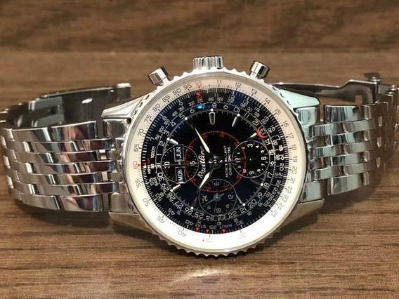 Breitling Montbrillant Datora A21330 Chrono Automático
