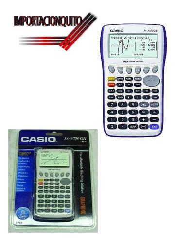 Imagen 1 de 2 de Calculadora Cientifica Gii, Casio 9750 Gii, Nueva Sellada