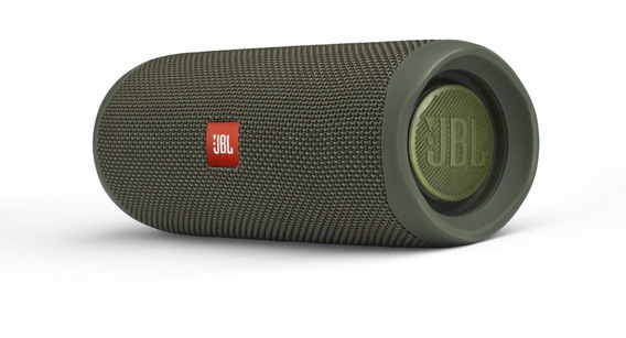 Caixa De Som Jbl Flip 5 Bluetooth Sem Fio 20 W Portáti