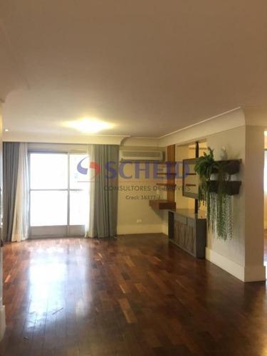 Apartamento Novíssimo No Brooklin Para Alugar, 140 M2 - Mr75057