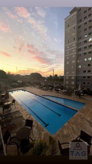 Apartamento Com 2 Dormitórios, 1 Vaga Garagem À Venda, 54 M² Por R$ 270.000 - Jardim Nova Europa - Campinas/sp. - Ap0898