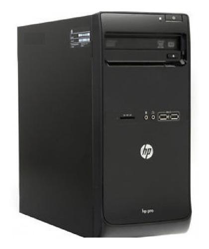 Imagen 1 de 6 de Computadora Pc Hp Core I3 3.30ghz, 4g, 320gb, Dvdrw