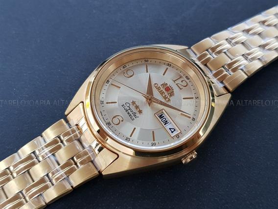 Relógio Masculino Orient Fab0000cc9 Automático Clássico
