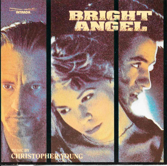 Christopher Young : Bright Angel - Bso Cd Musica