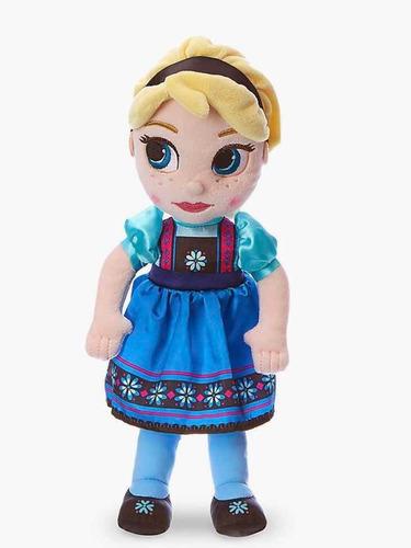 Imagen 1 de 4 de Muñeca Animators Disney - Entrega Inmediata Elsa 30cm