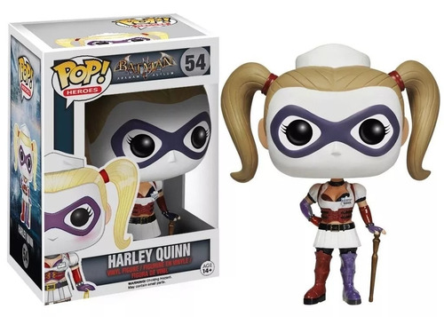 Harley Quinn Batman Arkham Funko Pop Originales Collectoys