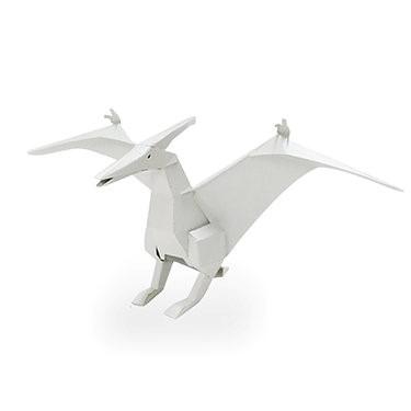 Imagem 1 de 1 de Quebra Cabeça 3d, Dinossauro Pteranodonte