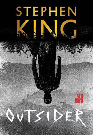 Livro Outsider Stephen King (lacrado)