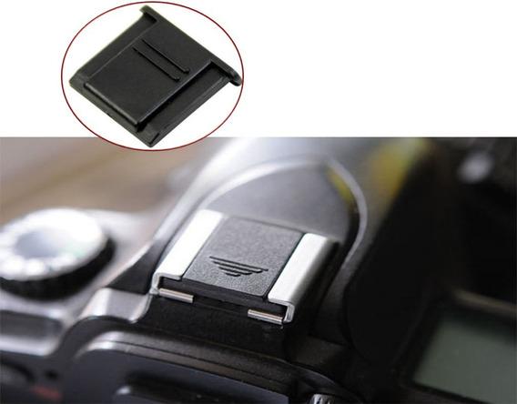 Tampa Protetor Hot Shoe Sapata Flash Bs-1 Canon Nikon