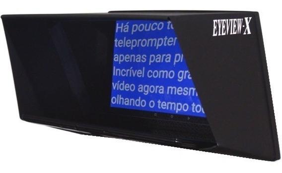 Teleprompter Eyeview-x + Frete Grátis Para O Norte-nordeste