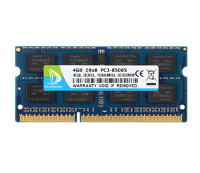 Memoria 4gb 1066 Mhz Pc3-8500 Sodimm Notebook Mac Book