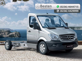 Sprinter 515 Chasis 4325 0km 2018 Anticipo Mercedez Benz
