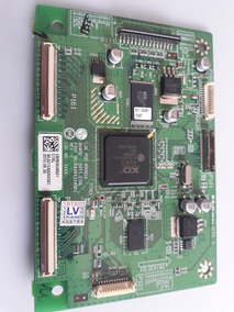 Placa Control Tv Lg 50pj350 50pj250 Testada Com Garantia