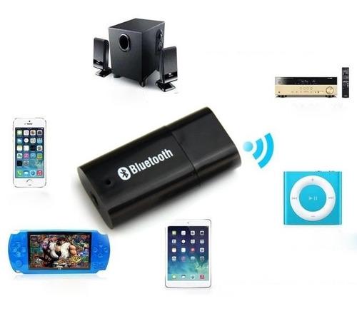 Receptor Bluetooth Recive Audio Adaptador Plug-in