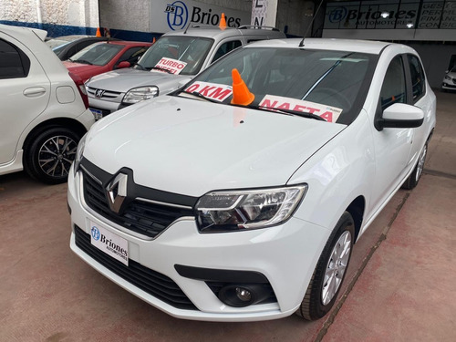 Renault Logan Zen 1.6 0km 2020