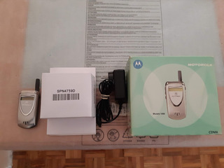 Motorola V60i Inmaculado
