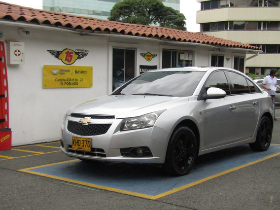 Chevrolet Cruze Lt At 1800 Cc Refull