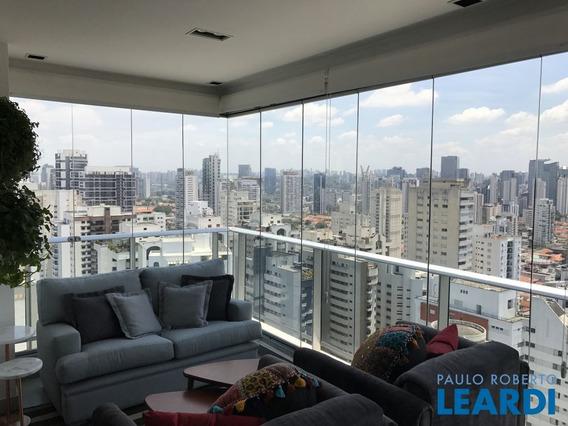 Apartamento Brooklin - São Paulo - Ref: 524428