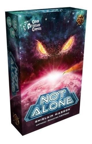 Imagen 1 de 2 de Juego De Mesa: Not Alone