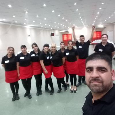 Mozos Y Camareras - Syj