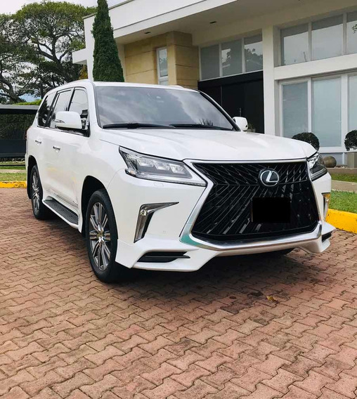 Lexus Lx 570 Blindaje 2 Plus