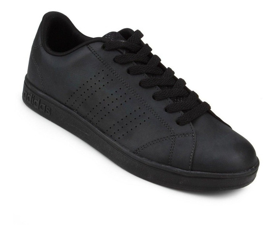 Tênis Original adidas Vs Advantage Clean Preto F99253