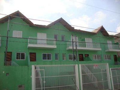 Sobrado Com 3 Dorms, Jardim Pazini, Taboão Da Serra - R$ 400.000,00, 0m² - Codigo: 2616 - V2616