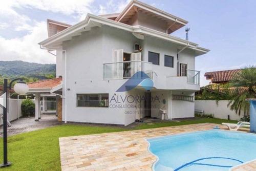 Imagem 1 de 29 de Sobrado Com 4 Dormitórios À Venda, 350 M² Por R$ 3.200.000,00 - Tabatinga - Caraguatatuba/sp - So1979