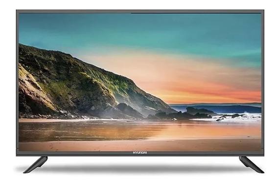 Tv Televisor Hyundai Led 32 Plg Modelo 32an6000mf Año2019
