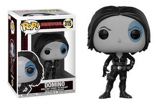 Funko Pop Domino #315 De Deadpool Marvel Regalosleon
