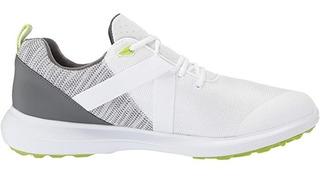 Golf Center Zapato Foot Joy Flex Blanco 10 6c S/int