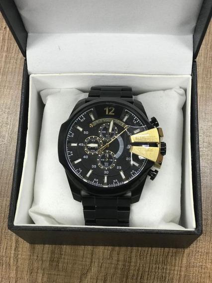 Relógio Masculino Diesel Chefe Dz4338 Preto