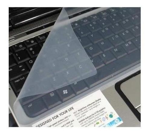 Lamina Membrana Protectora De Teclado Notebook