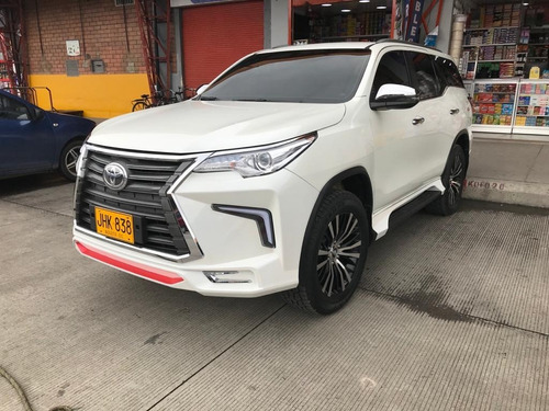 Toyota Fortuner 2.700 Cc 4x2 Srv Full Equipo