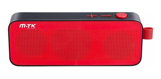 Parlante Bluetooth Mtk Portatil Micro Sd Radio Fm Usb Aux