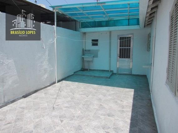 Casa Térrea Com 1 Dormitório No Sacomã | M1655