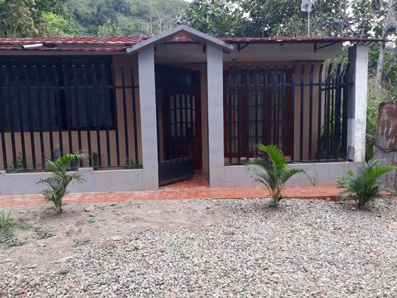 Casa De Campo 15 Minutos De Satipo, Lista Para Vivir