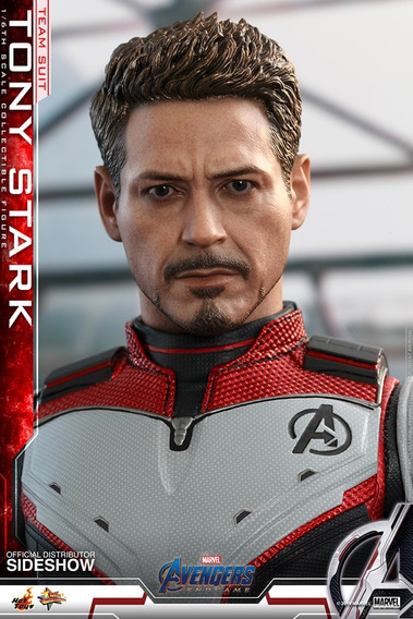 Hot Toys Tony Stark Team Suit Avengers Endgame Eslr Preventa