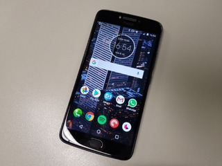 Moto E4 Plus 16gb (poco Uso) Impecable Con Accesorios
