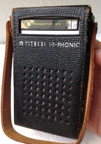 Radio Hitachi Hi-phonic ( Am ) Made In Japan